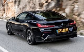 2018 BMW 8 Series Coupe M Sport (UK) - Wallpapers and HD