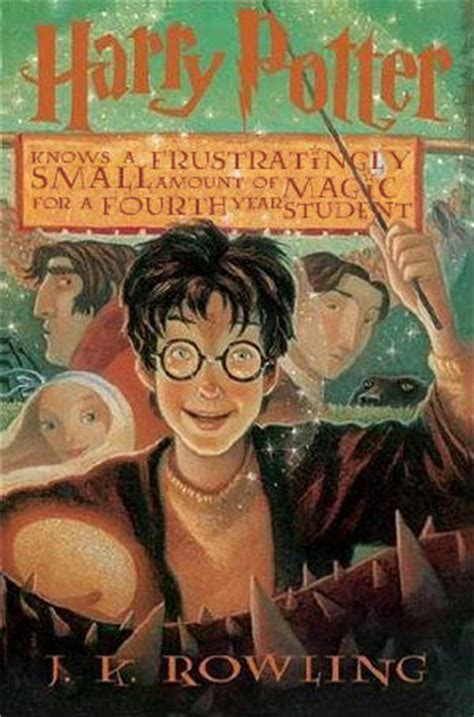 Harry Potter Spoof | Children's Book Cover Parodies | Know