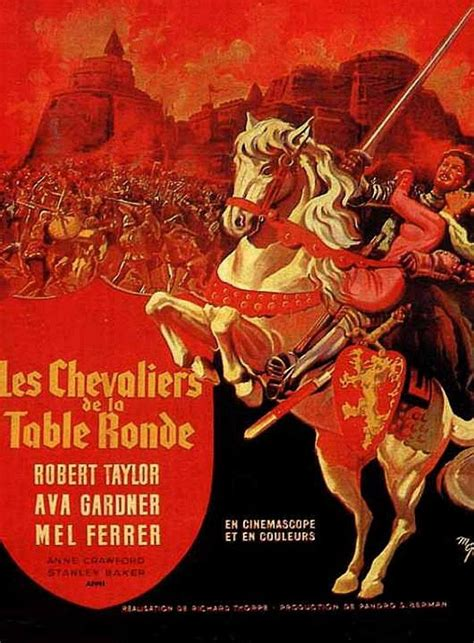 Les Chevaliers de la Table ronde (The Knights of the Round