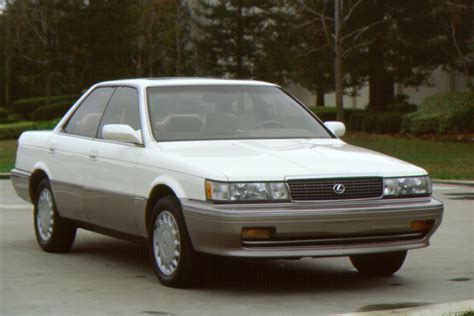 Lexus ES 250 1990 Technical specifications | Interior and