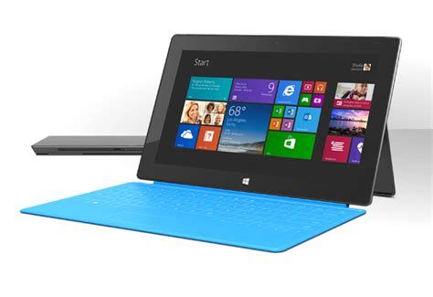 Microsoft Surface (not pro or pro 2)