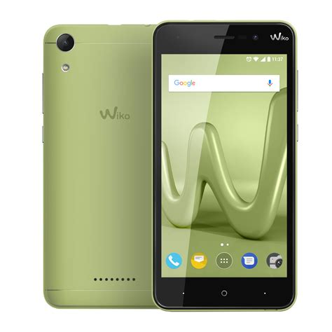 Wiko Lenny 4 Lime - Mobile & smartphone Wiko sur LDLC