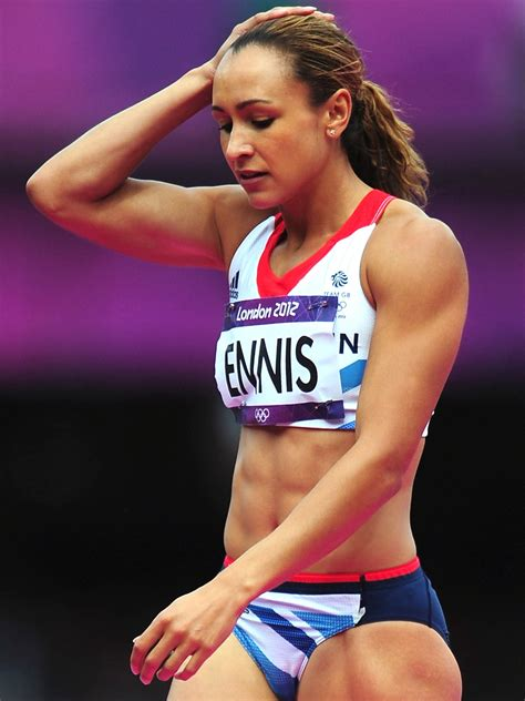 Injury stops Jessica Ennis-Hill getting back on track