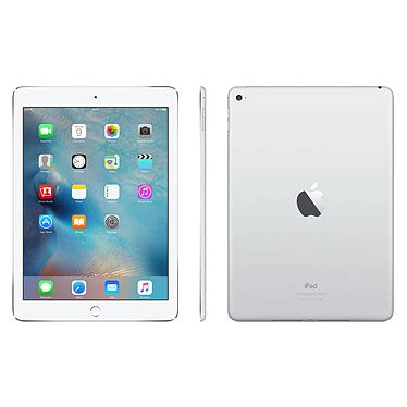 Apple iPad Air 2 16 Go Wi-Fi Argent - Tablette tactile