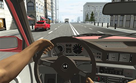 Play Racing in Car on PC with BlueStacks