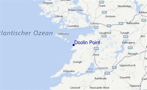 Doolin Point Surf Forecast and Surf Reports (Clare, Ireland)