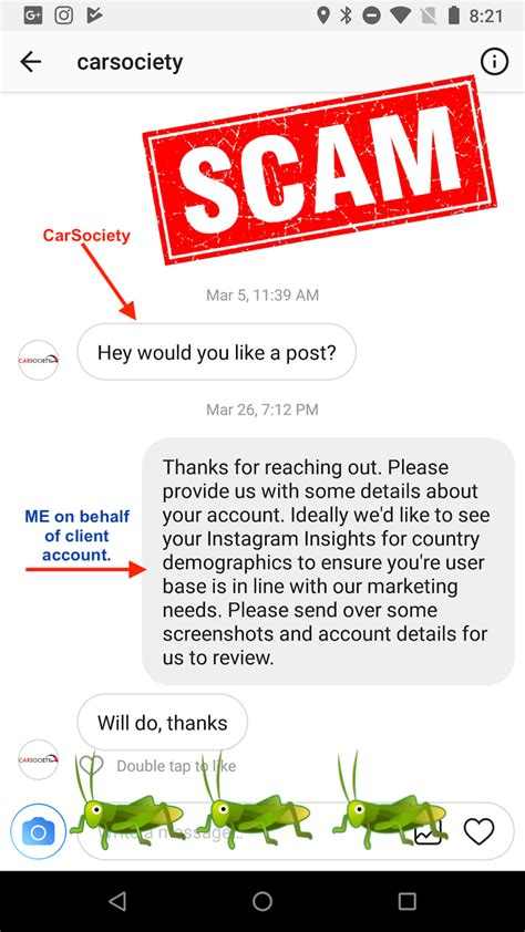 CarSociety Instagram Scam Exposed (AGAIN) - Wolf