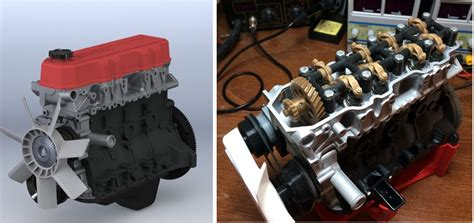 Thingiverse User Shares Files to 3D Print a Moving Toyota