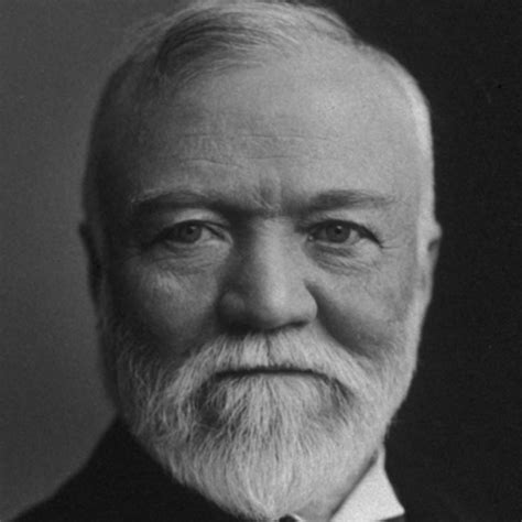 A man by the name of Andrew Carnegie was once the richest