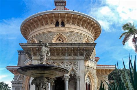 Monserrate Palace - Sintra   Palaces and Historic Houses
