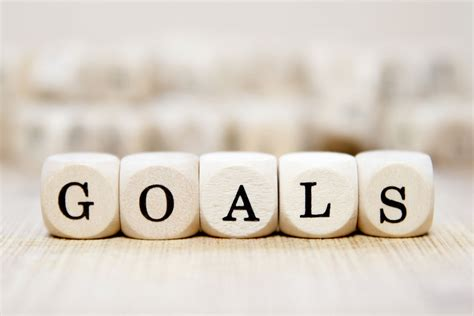 Ways to set goals that can make you succeed