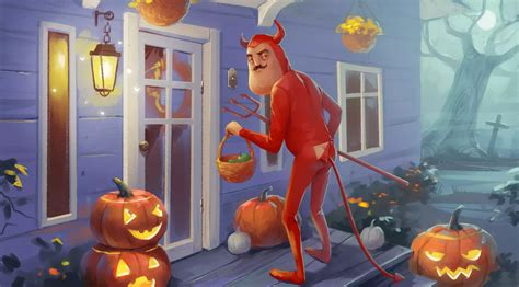 Hello Neighbor Gets a Pulse Pounding New Trailer Just in