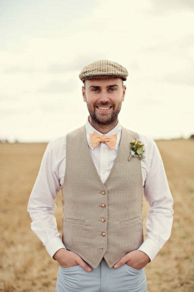 costume mariage homme champetre