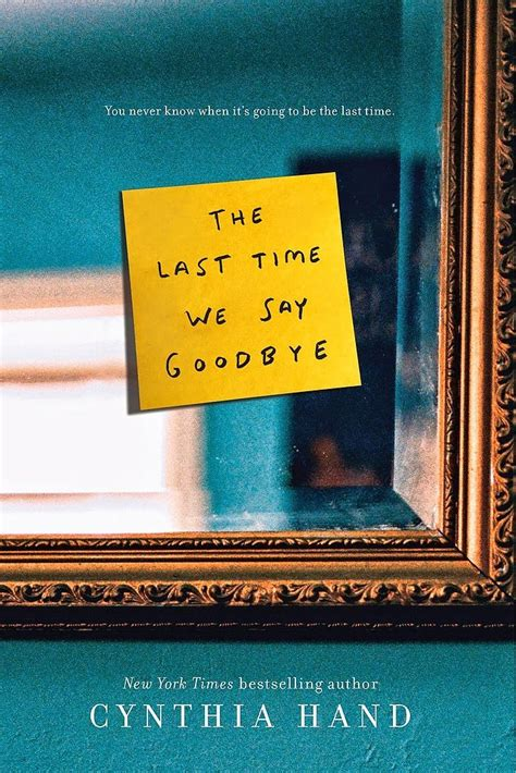 The Last Time We Say Goodbye | February Must Reads