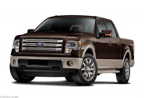 2013 Ford F-150 King Ranch Special Edition Review - Top Speed