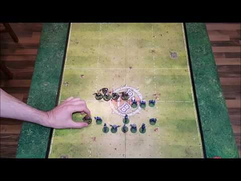 Munch Cup #1 Div2 MD1 scheduling | Blood Bowl Tactics Forum