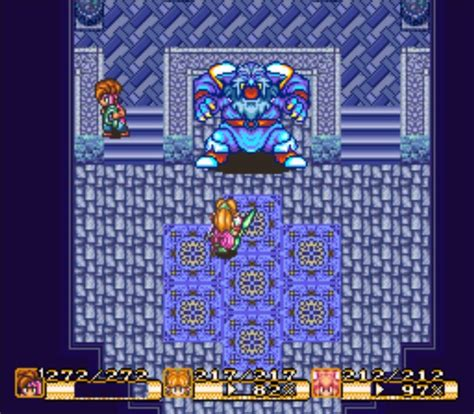 Frost Gigas - Secret of Mana Wiki Guide - IGN