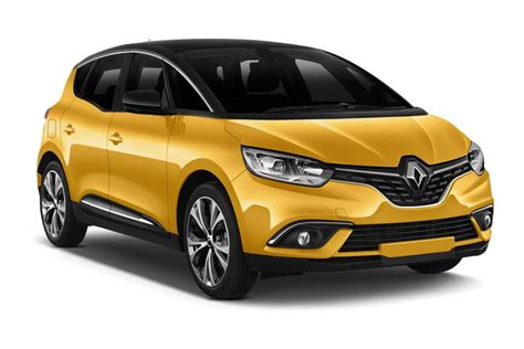 Europcar Wagon Car Hire – Renault Scenic 5 Places