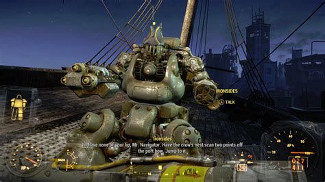 Fallout 4 Guide - Last Voyage of the USS Constitution