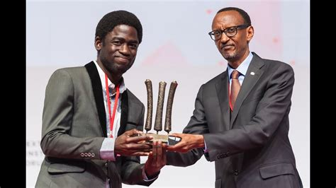 At 24, Hallowed Olaoluwa From Nigeria is Africa's youngest