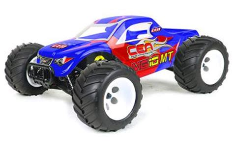 CEN Racing release the MG10 & MG16 - Red RC